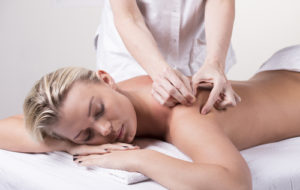 Consider seeking help with acupuncture for stress and anxiety.