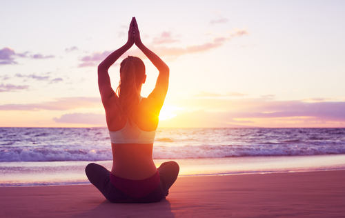 Enjoy the benefits of light exercise after Chinese acupuncture.