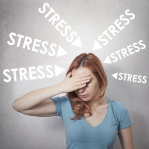 Feel better with acupuncture for stress and anxiety.