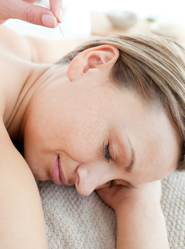 Alleviate your stress at an acupuncture clinic.