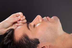 Chronic fatigue can be resolved with acupuncture treatment.