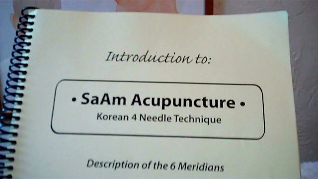 Consider Korean SaAm acupuncture technique.